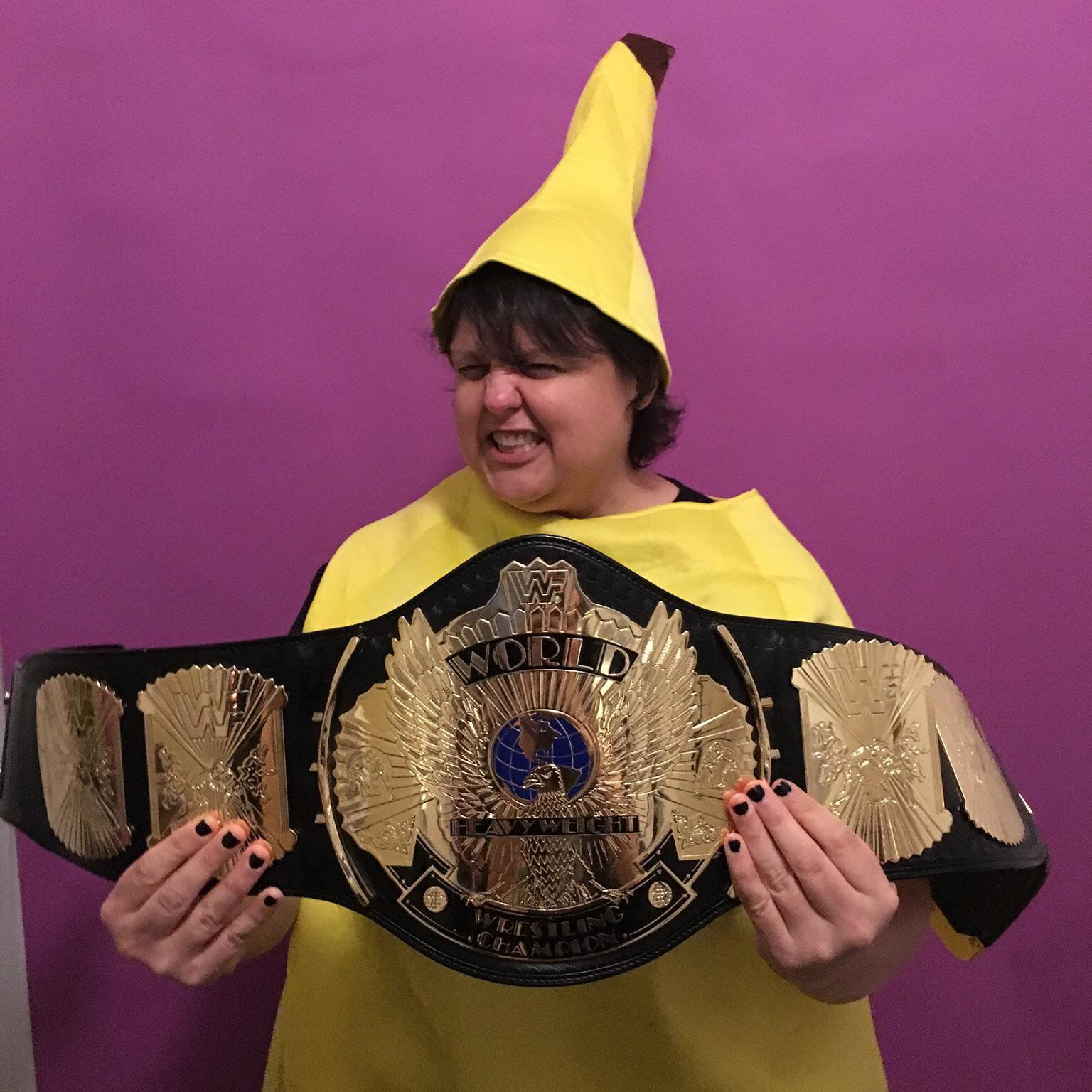 The Rotten Banana Lives!